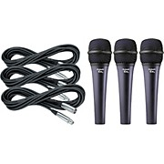 Electro-Voice Cobalt 7 3-Pack with Cables