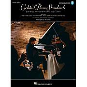 Hal Leonard Cocktail Piano Standards Book/CD Piano Solos