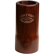 Clark W Fobes Cocobolo Clarinet Barrel