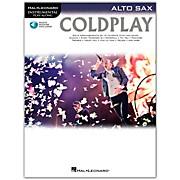 Hal Leonard Coldplay For Alto Sax - Instrumental Play-Along CD/Pkg