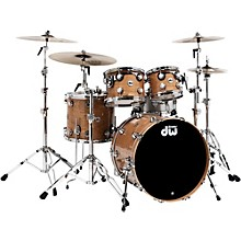 DW Collector's Cherry 4-Piece Lacquer Custom Shell Pack