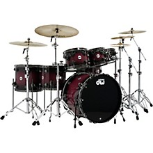 DW Collector's Series 7-Piece Lacquer Specialty Shell Pack