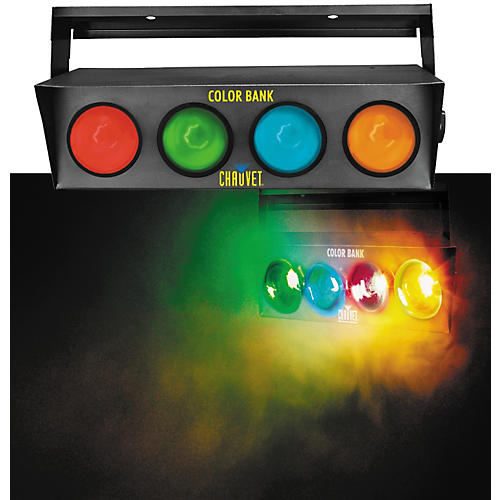 Chauvet Color Bank 4-Color Sound-Activated Light