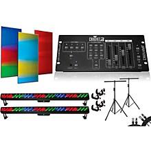 CHAUVET DJ Colorrail DMX4MF 2 Bar Light System