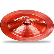 Paiste Colorsound 900 China Cymbal Red