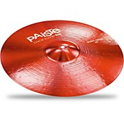 Paiste Colorsound 900 Heavy Crash Cymbal Red