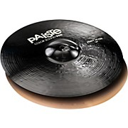 Paiste Colorsound 900 Heavy Hi Hat Cymbal Black