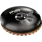 Paiste Colorsound 900 Sound Edge Hi Hat Cymbal Black