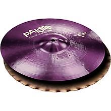 Paiste Colorsound 900 Sound Edge Hi Hat Cymbal Purple