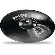 Paiste Colorsound 900 Splash Cymbal Black