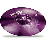 Paiste Colorsound 900 Splash Cymbal Purple
