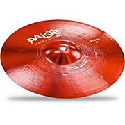 Paiste Colorsound 900 Splash Cymbal Red