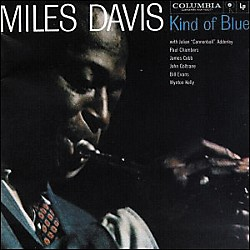 Columbia Miles Davis Kind of Blue (KIND-CD)