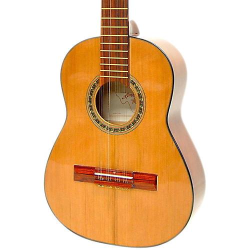 Paracho Elite Guitars Columbian Tiple 12-String Classical Acoustic Guitar-thumbnail