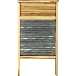 Columbus Washboard 3010 Spiral Metal Washboard (CW3010)