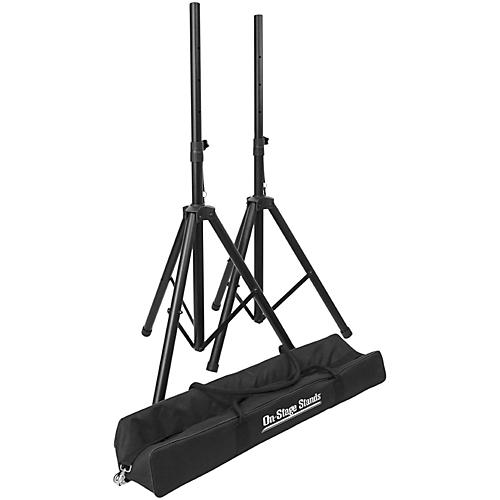 On-Stage Stands Compact Speaker Stand Pack-thumbnail