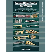 Carl Fischer Compatible Duets for Winds: Trombone/Euphonium B.C. Book