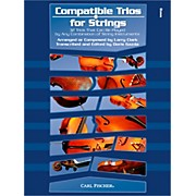 Carl Fischer Compatible Trios for Strings - Bass (Book)