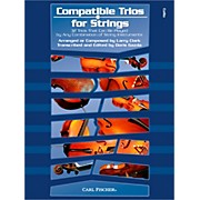 Carl Fischer Compatible Trios for Strings - Cello (Book)