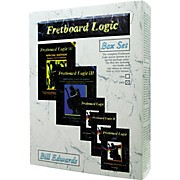 Bill Edwards Publishing Complete Fretboard Logic Box Set