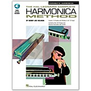 Hal Leonard Complete Harmonica Method Book/CD Chromatic Harmonica
