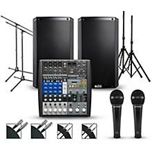 PreSonus Complete PA Package with PreSonus AR8 Mixer and Alto Truesonic 2 Series Speakers