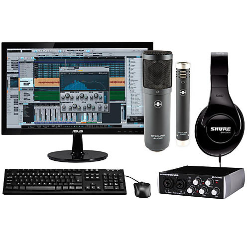 Apple Complete Recording Studio with Mac Mini v4 (MD387LL/A)-thumbnail