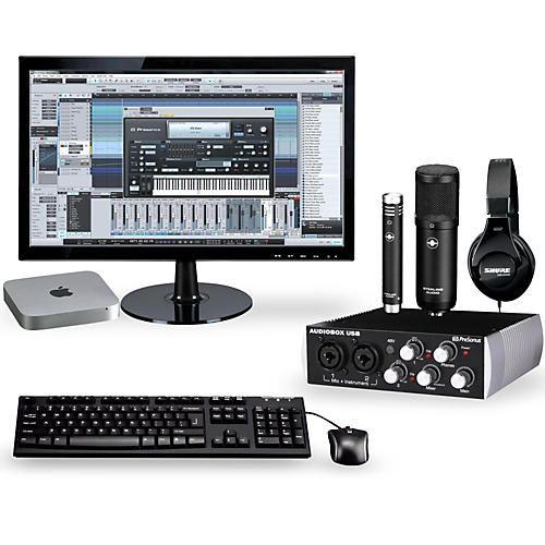Apple Complete Recording Studio with Mac Mini v5 (MGEM2LL/A)-thumbnail