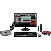 Apple Complete Recording Studio with Mac Mini v6 (MGEM2LL/A)