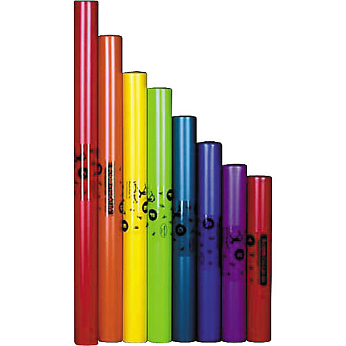 Boomwhackers Complete Upper Octave Boomwhackers Tuned Percussion Tubes-thumbnail