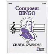Hal Leonard Composer Bingo