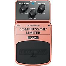 Behringer Compressor/Limiter CL9 Guitar Effects Pedal