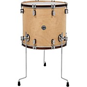 PDP Concept Maple Classic Floor Tom with Tobacco Hoops