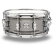 PDP Concept Series Black Nickel Over Steel Snare Drum