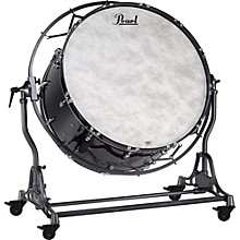 Pearl Concert Bass Drum with STBD Suspended Stand