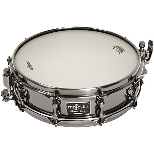 Majestic Concert Black Snare Drum-thumbnail