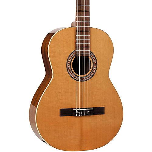 La Patrie Concert Classical Guitar Natural
