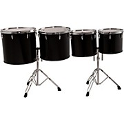 "Sound Percussion Labs Concert Tom Set 13"", 14"", 16"" and 18"" with Two Stands"