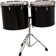 "Sound Percussion Labs Concert Tom Set 16"" and 18"" with Stand"