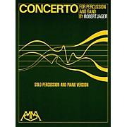 Meredith Music Concerto (for Percussion and Piano) Meredith Music Percussion Series Composed by Robert Jager