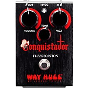 Way Huge Electronics Conquistador Fuzzstortion Effects Pedal