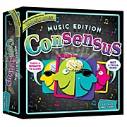 Hal Leonard Consensus Music Edition Board Game