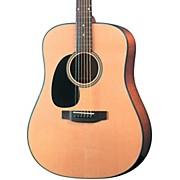 Blueridge Contemporary Series BR-40LH Left-Handed Dreadnought Acoustic Guitar