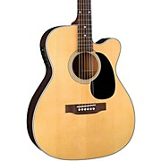 Blueridge Contemporary Series BR-63CE Cutaway 000 Acoustic-Electric Guitar
