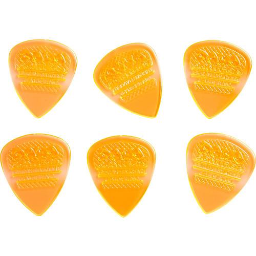 Dava Control Pick Gels Medium 6-Pack Clear Orange