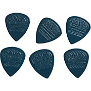 Dava Control Pick Nylon Medium 6-Pack