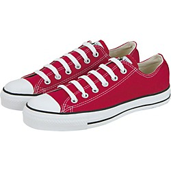 Converse Chuck Taylor All Star Core Oxford Low-Top Red (M9696 - 10)