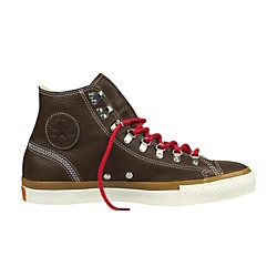 Converse Chuck Taylor All Star Hiker Leather High-Top Chocolate (132380C-7)