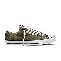 Converse Chuck Taylor All Star Ox- Olive Branch Camo (136598F-10)