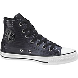 Converse Chuck Taylor All Star Sequins Hi-Top Sneakers (Grey) (112430-11)